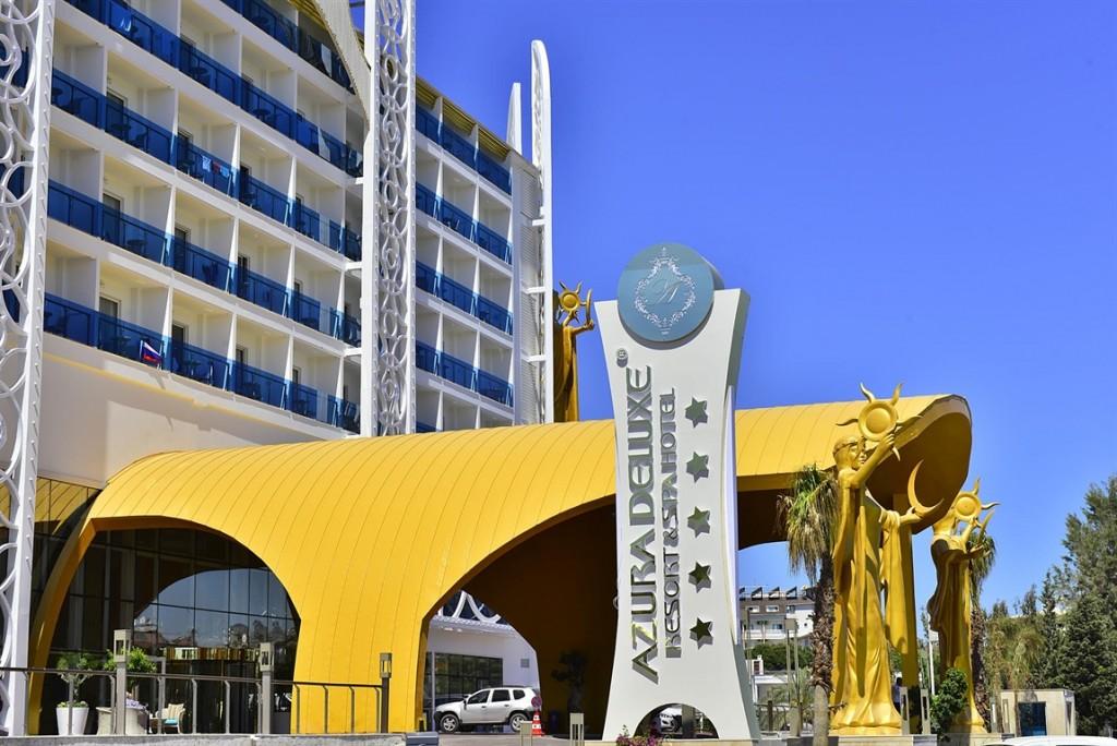 Azura Deluxe Resort & Spa Hotel 5* - Alanya  13
