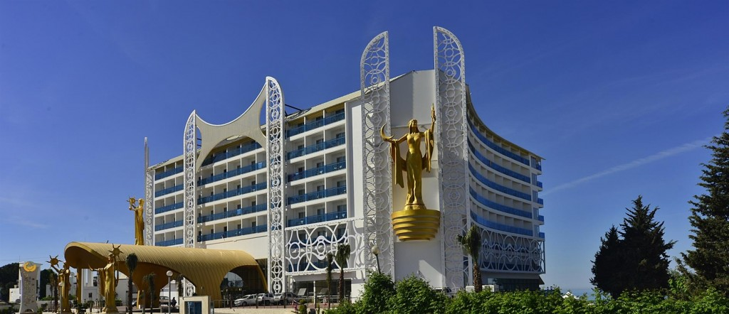 Azura Deluxe Resort & Spa Hotel 5* - Alanya  4