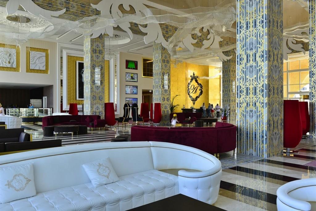 Azura Deluxe Resort & Spa Hotel 5* - Alanya  3
