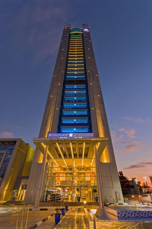 Hotel Wyndham Marina 4* - Dubai 11