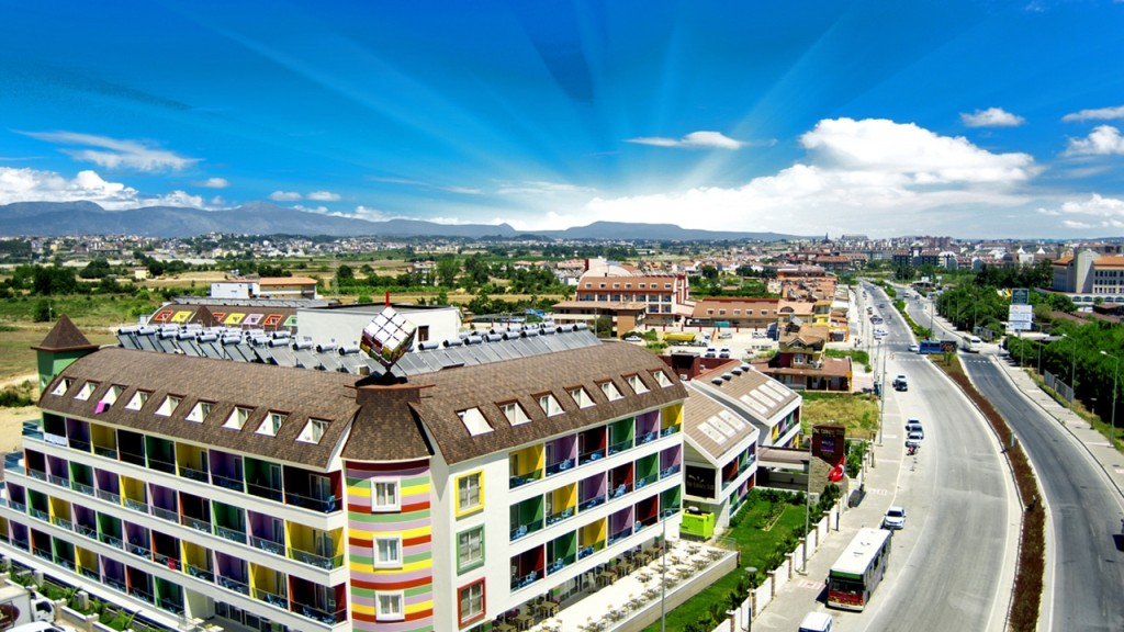 Hotel Ramada Resort Side 5* - Side  12