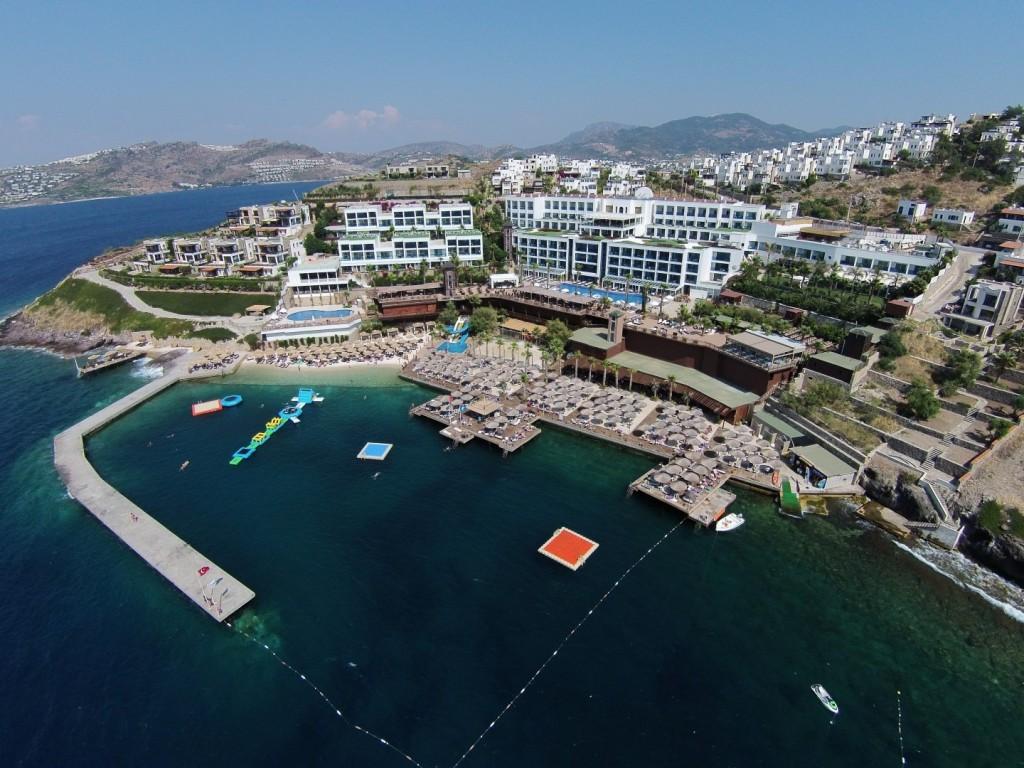 Hotel Delta Hotel By Marriott 5* - Bodrum 8