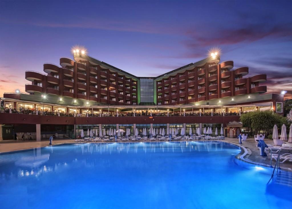 Hotel Delphin Deluxe Resort 5* - Alanya 5