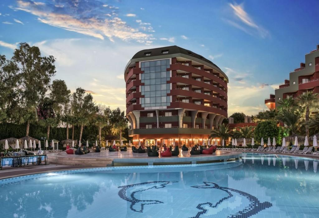 Hotel Delphin Deluxe Resort 5* - Alanya 3