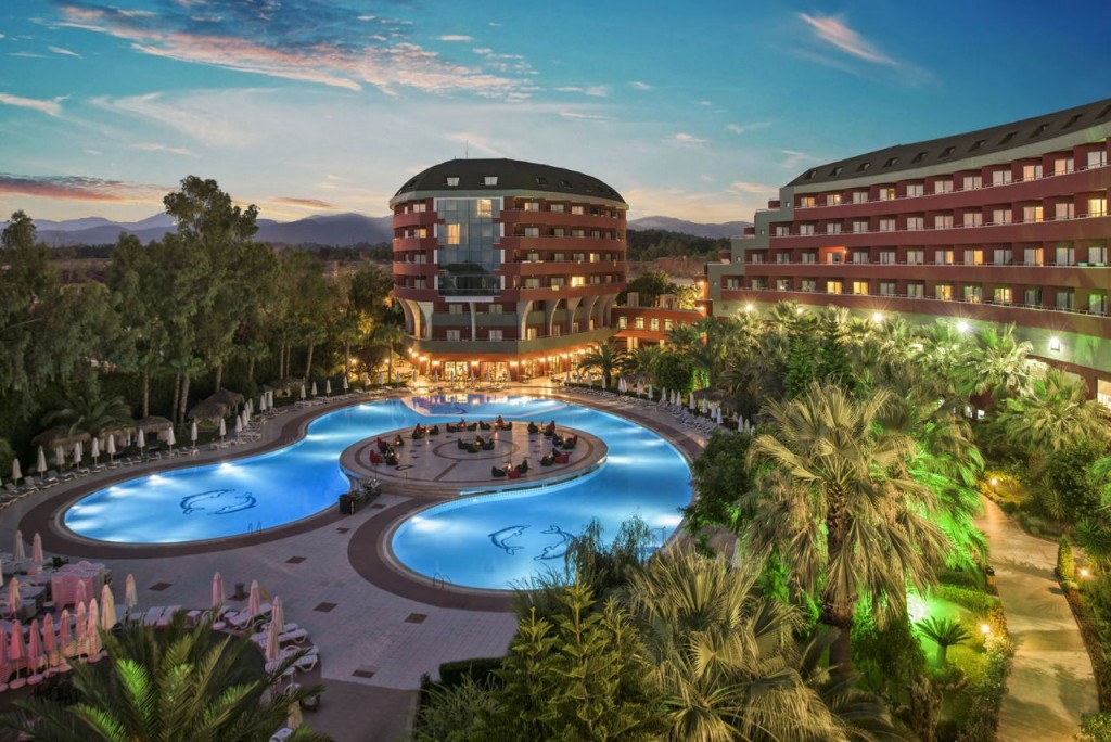 Hotel Delphin Deluxe Resort 5* - Alanya 2