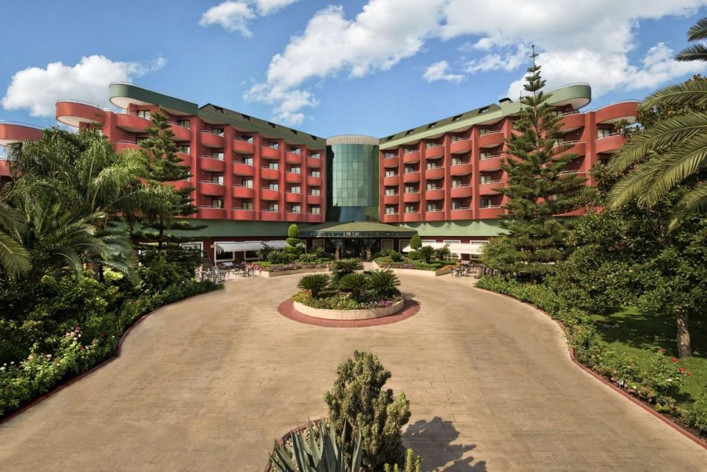 Hotel Delphin Deluxe Resort 5* - Alanya 1
