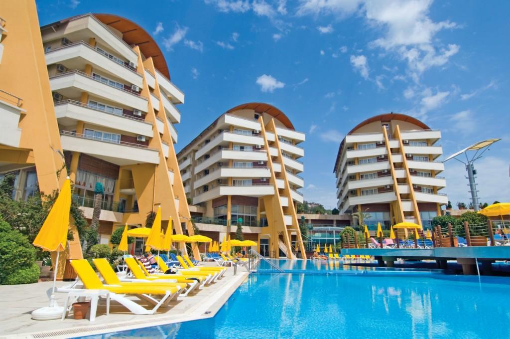Hotel Alaiye Resort & Spa 5* - Alanya 4