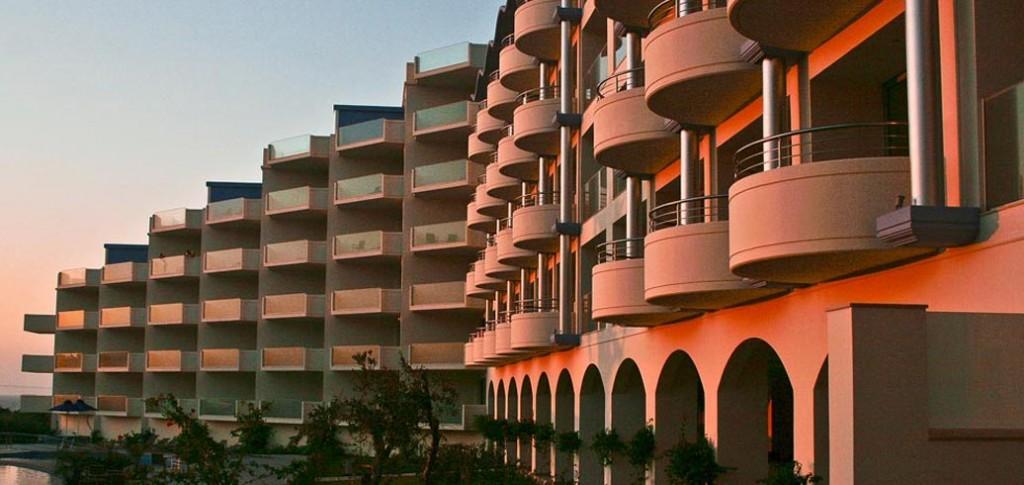 Hotel Atrium Platinium 5* - Rodos 4