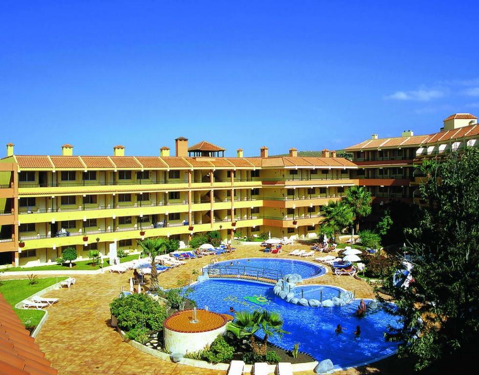 Vacanta hotel hovima jardin caleta 3 tenerife oferta for Aparthotel jardin caleta tenerife hotel