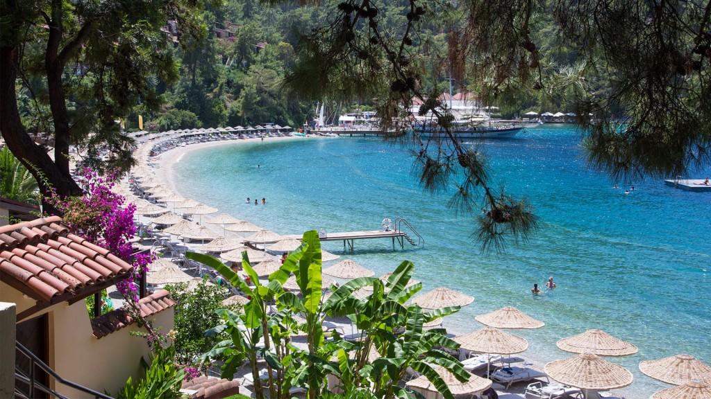 Hillside Beach Club 5* - Fethiye  9
