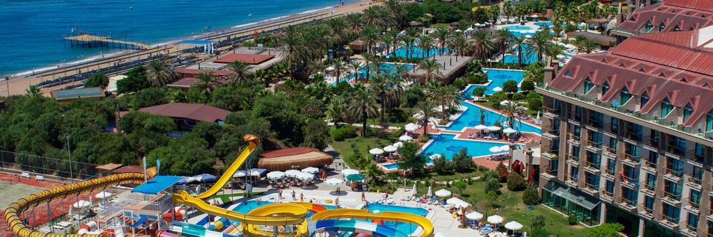 Hotel Nashira Resort 5* - Side 1