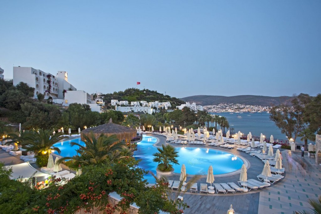 Hotel Salmakis 4* - Bodrum 5