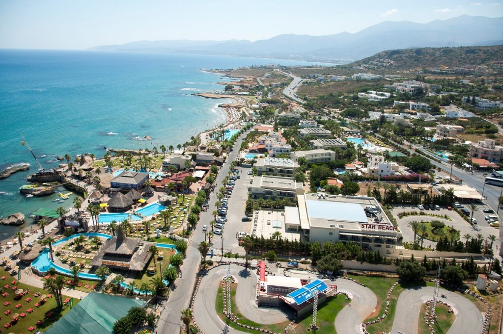 Hotel Star Beach Village & Water Park 4* - Creta Heraklion
