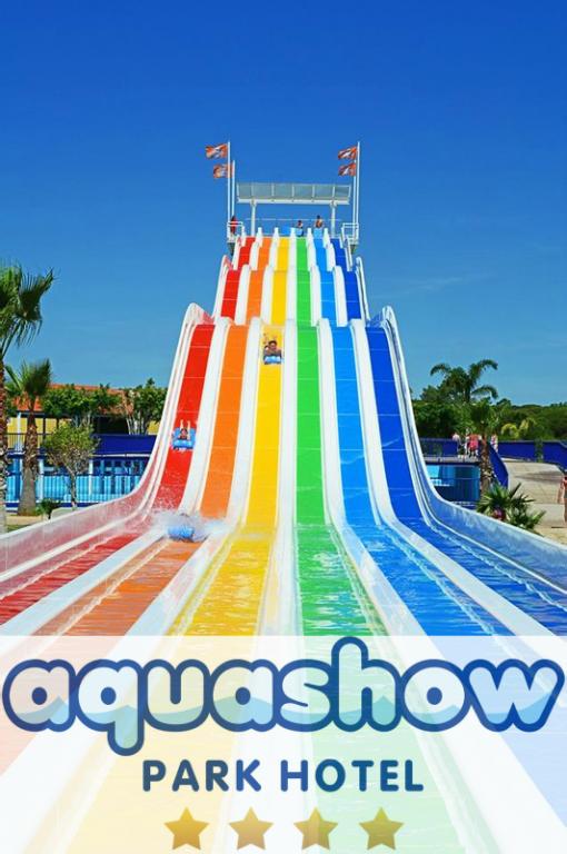 Hotel Aquashow Park 4* - Algarve 22