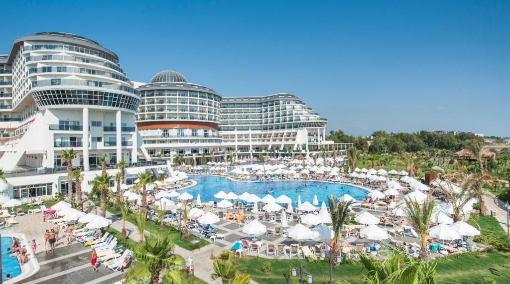 Sea Planet Resort & Spa 5* - Side zbor Bucuresti si Cluj 04, 11, 18 mai 1
