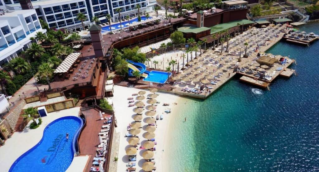 Hotel Delta Hotel By Marriott 5* - Bodrum 12