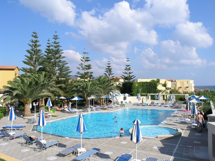 Hotel Vantaris Beach 4* - Creta Chania  5