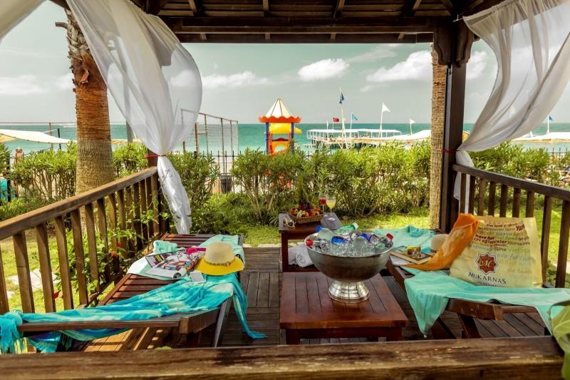 Hotel Mukarnas Spa Resort 5* - Alanya 4