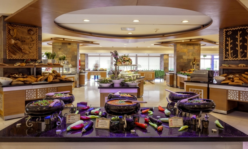 Hotel Mukarnas Spa Resort 5* - Alanya 3