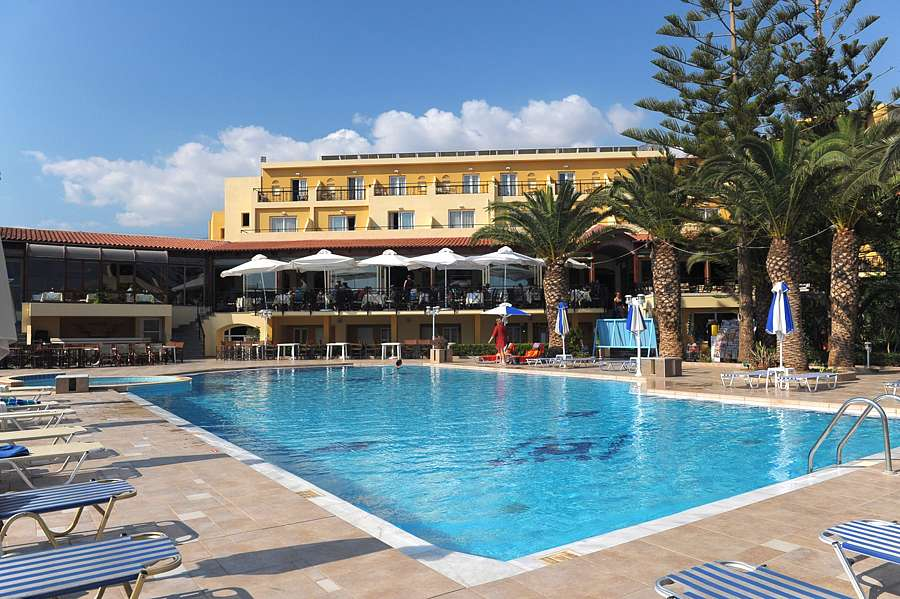 Hotel Vantaris Beach 4* - Creta Chania