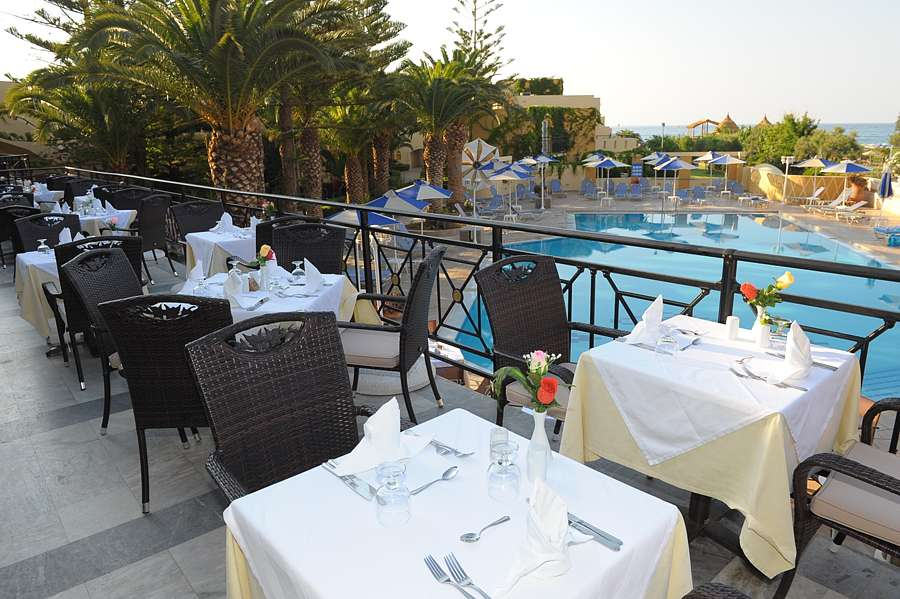 Hotel Vantaris Beach 4* - Creta Chania  22
