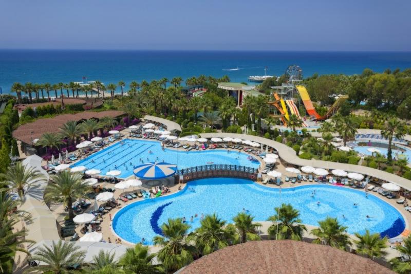 Hotel Mukarnas Spa Resort 5* - Alanya 2