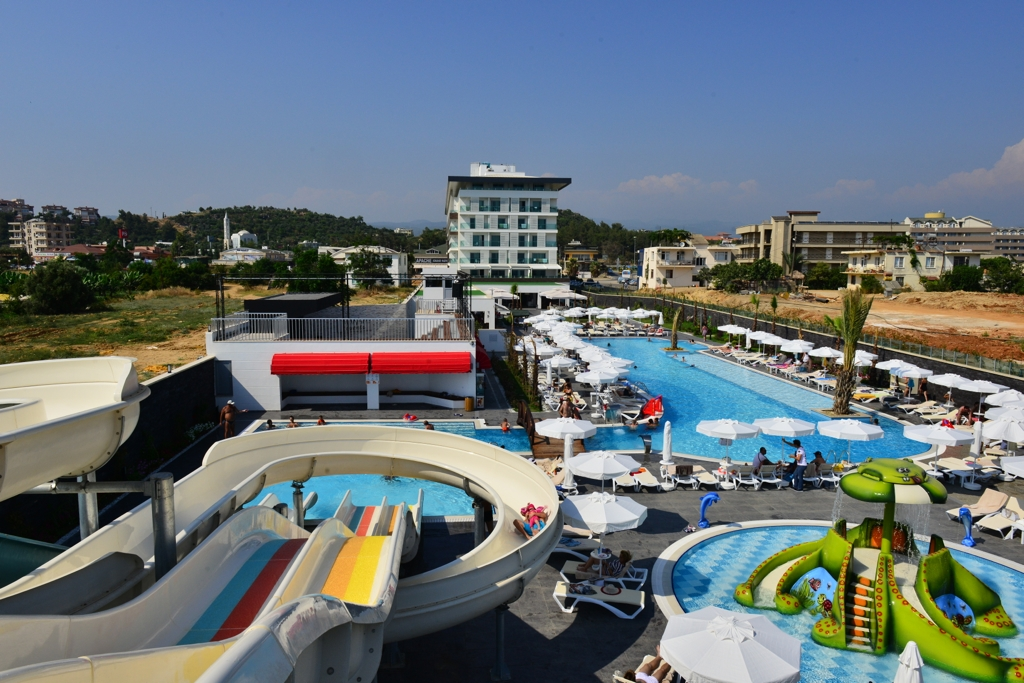 Hotel White City Resort & Spa 5* - Alanya 2